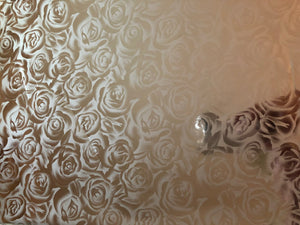 Ramsey Roses Silver Foil