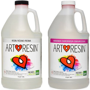 Art Resin Two Part Epoxy