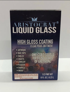 Liquid Glass Epoxy