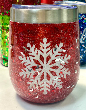 Let It Snow Thermal Cup