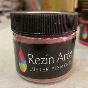 Rezin Arte Luster - Antique Rose Gold