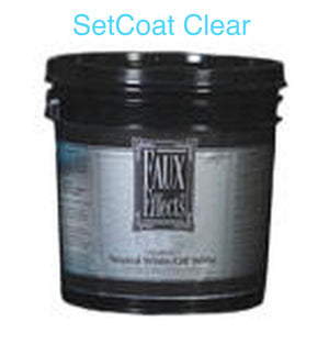 Faux Effects SetCoat Quarts