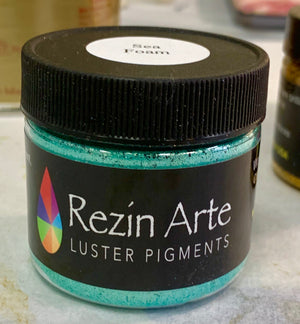 Resin Arte Luster -Sea Foam