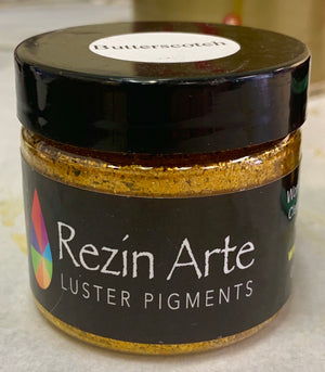 Resin Arte Luster - Butterscotch
