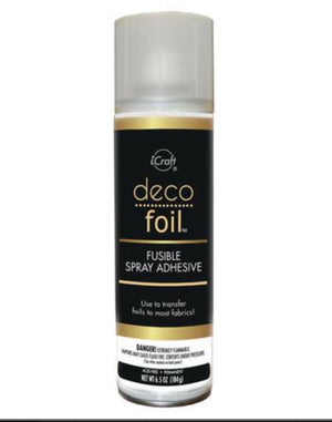 Deco Foil Fusible Spray Adhesive