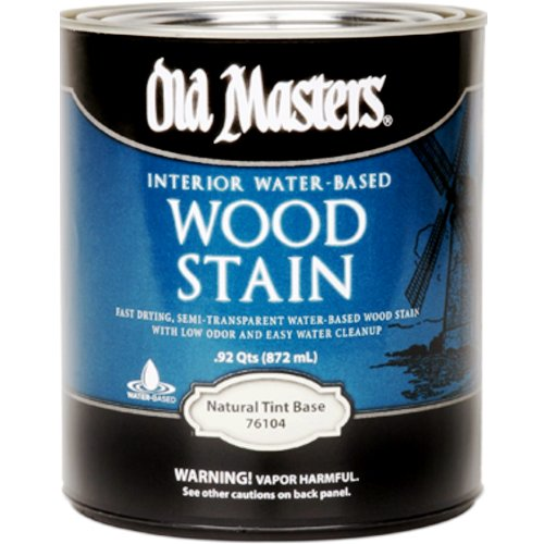 Old Masters Water-based Stain Tint Base
