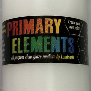 Primary Elements Glazing Medium