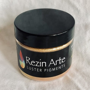 Rezin Arte Luster - Golden Diamond