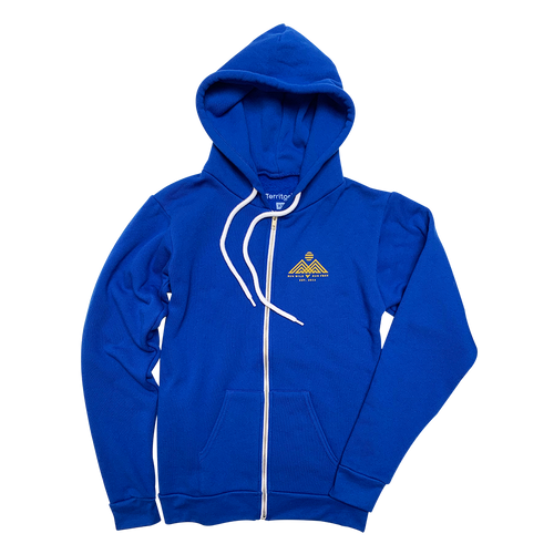The Flashback (Anniversary) Unisex Zip Hoodie