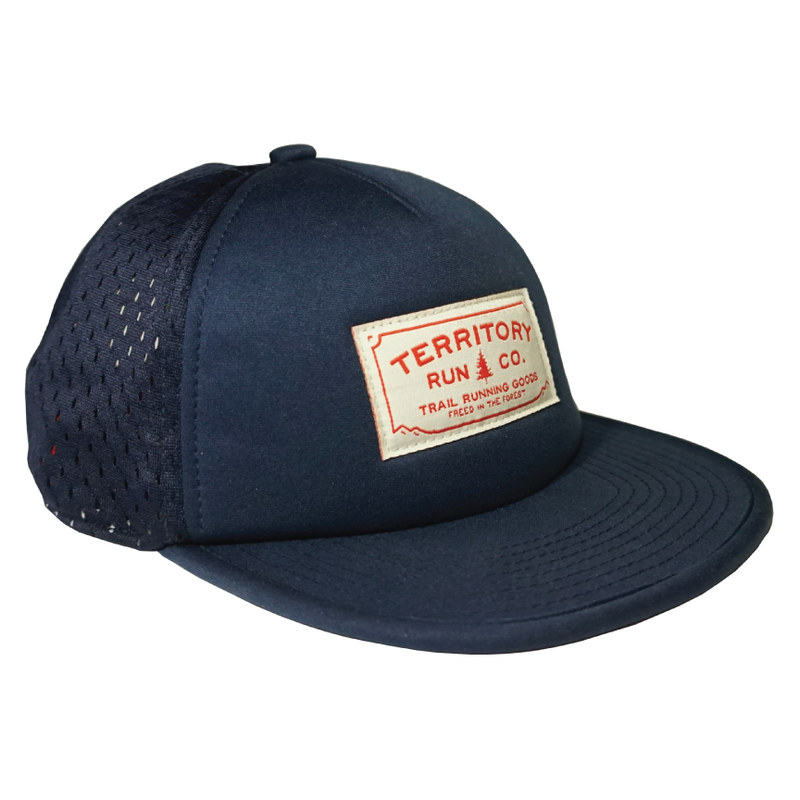 Loowit Athletic Trucker Hat