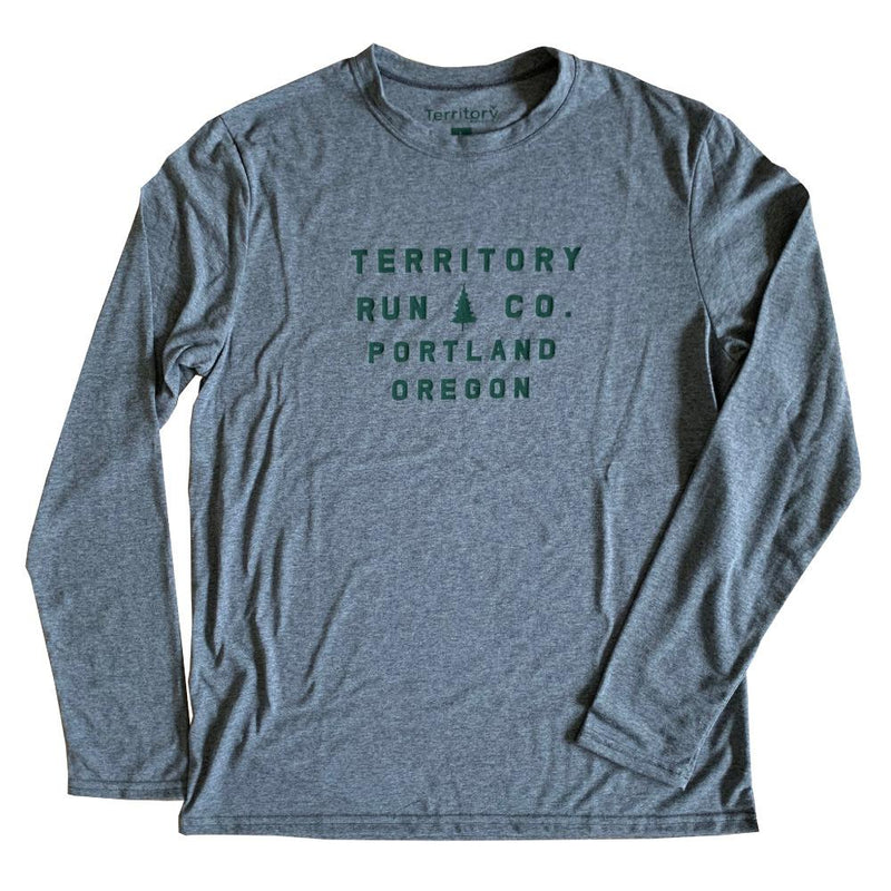 Men's Portland Tech Long Sleeve