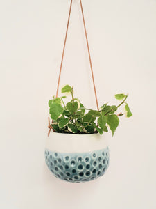 Baby dot pot blue
