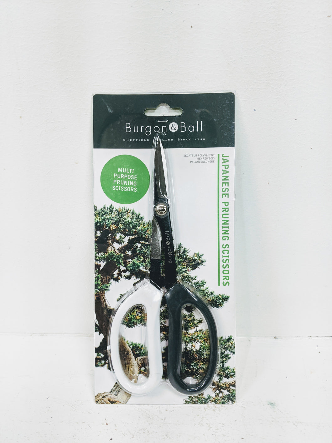 Burgon & Ball pruning scissors