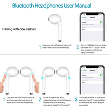 Bluetooth Headphones with Charging Box