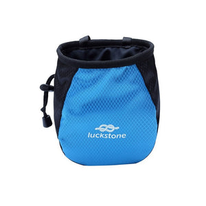 Chalk Bag  with Drawstring Adjustable Waist Belt