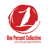 one percent logo