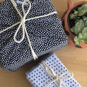 Fabric gift wrap