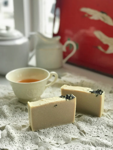 Mistress Grey tea soap