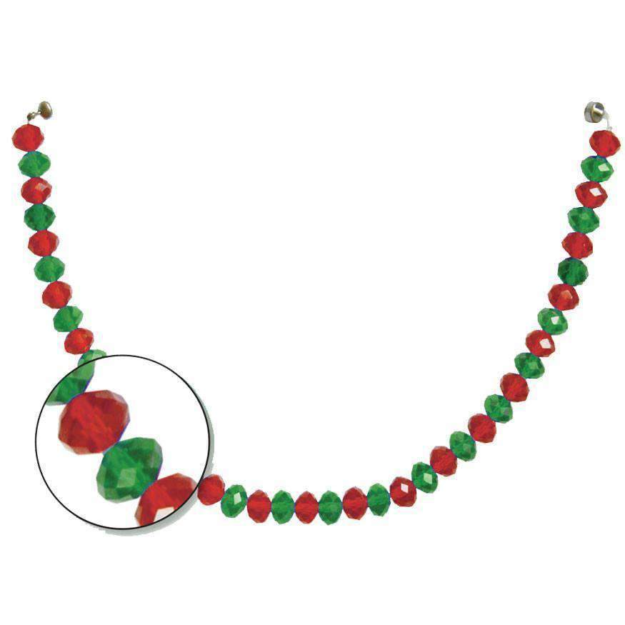 Chapter Garland - Alpha Chi Omega (Set of 3) MAGNETIC ORNAMENT MagTrim  (3788297989)