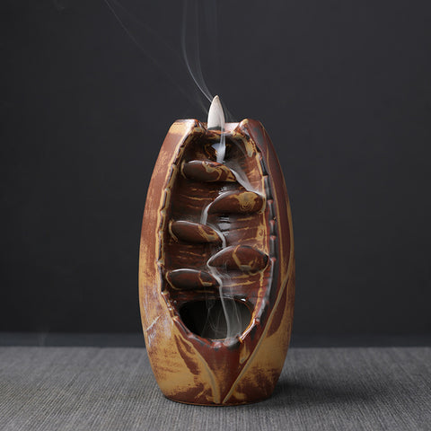 Image of Backflow Incense Burner