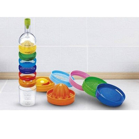 Image of 8 in 1 Kitchen Prep Bottle