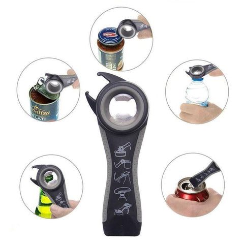 Image of 5 in 1 Multi Kitchen Tool Opener