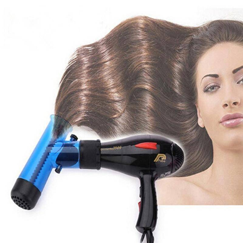 Magic Spin Hair Dryer And Roller