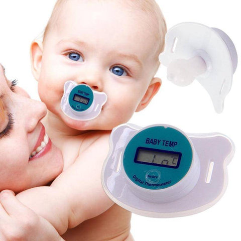 Image of Portable Digital Pacifier