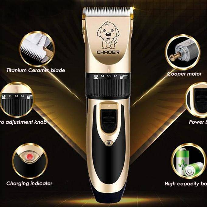 Professional Pet Grooming Clippers