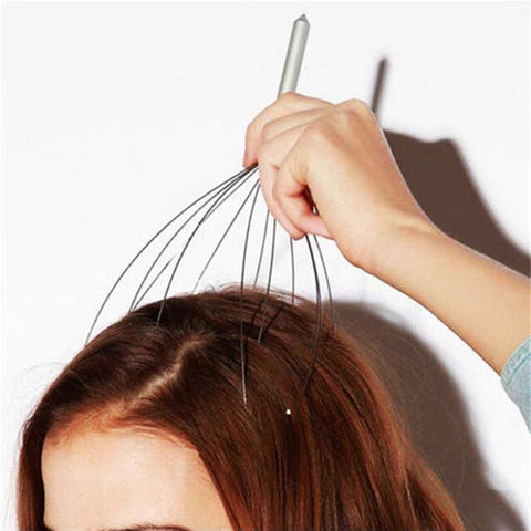 Image of Stress Relief Head Massager