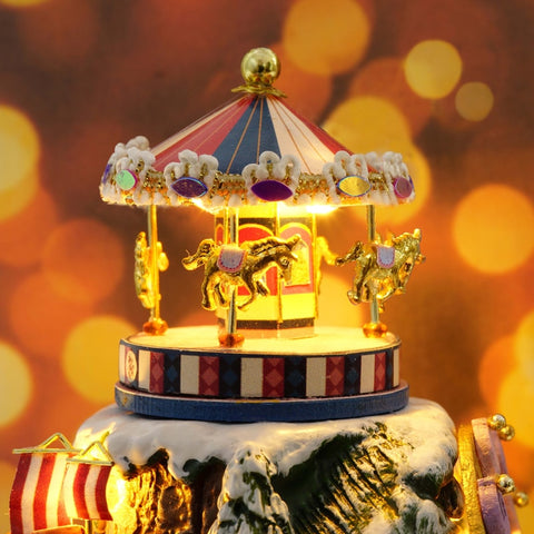 Magic Wonderlands Music Box