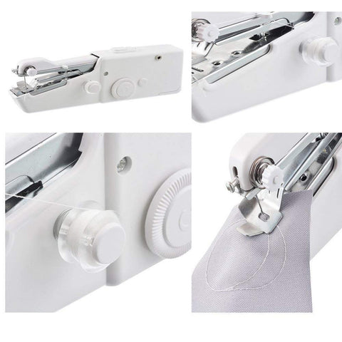 Image of Quick Stitch ™ - Mini Portable Handheld Sewing Machine