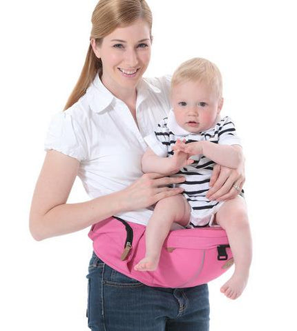 High Hip Baby Carrier