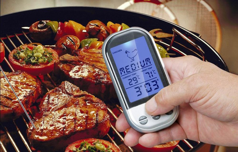 Image of Wireless Digital Thermometer