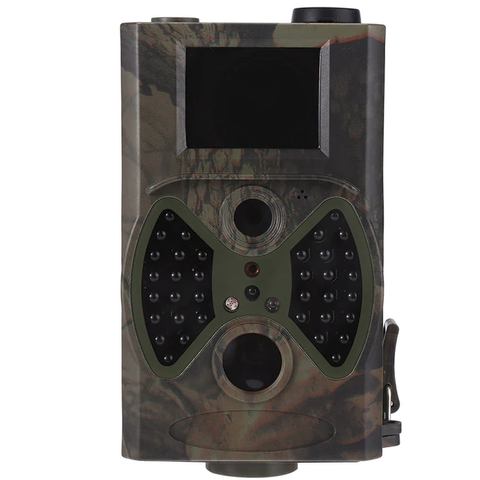 Image of HD 1080P Trail Camera Night Vision Game Hunting Wildlife Cam