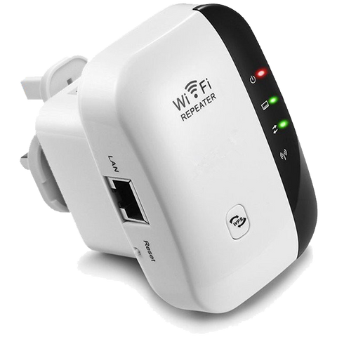Image of UltraWIFI Wi-Fi Range Extender WiFi Repeater Signal Booster