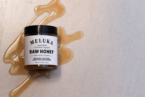 Raw Meluka Honey