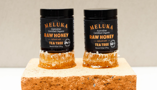 Meluka Raw Honey USA