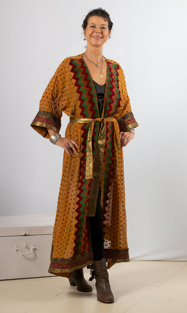 Gypsy Eyes Coat - Capullo