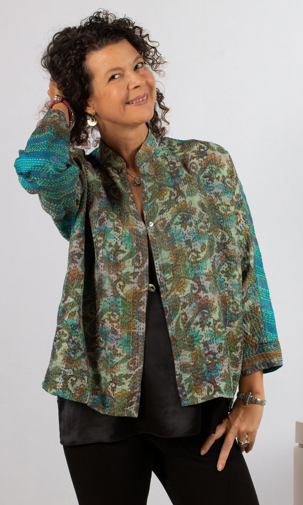 Vogue Jacket - Reynes