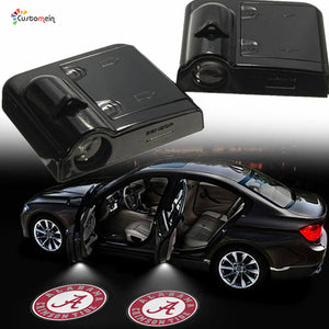 Custom Wireless Car Projection LED Projector (2 Pcs)