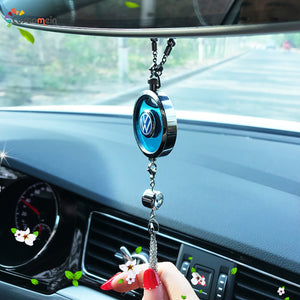 Car Air Freshener Diffuser with Car Logo