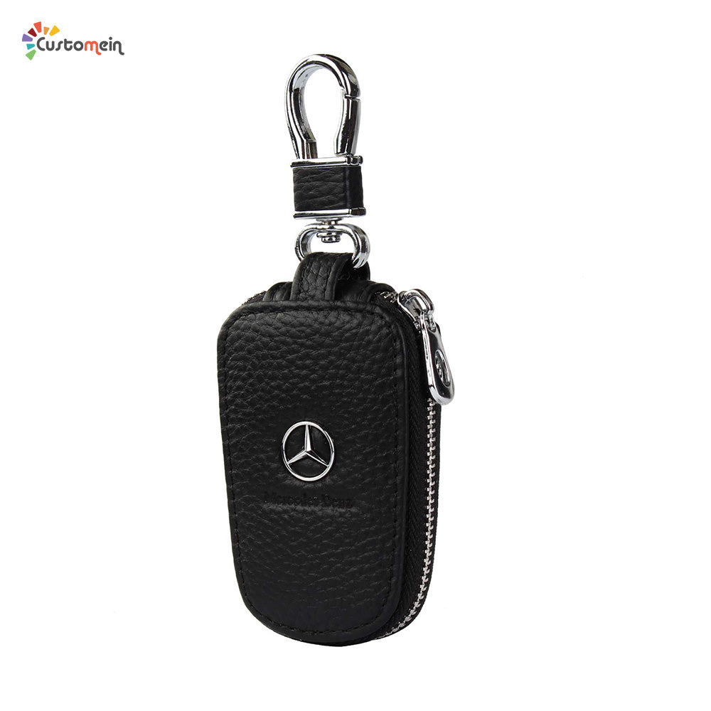 Car Smart Key Case in Leather