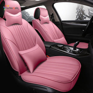 Universal Leather Car Seat Covers