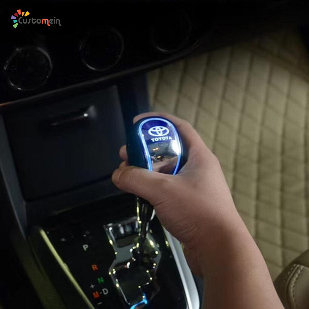 LED Touch Activated Shift Knob ( Custom Logo with 7 Colors)