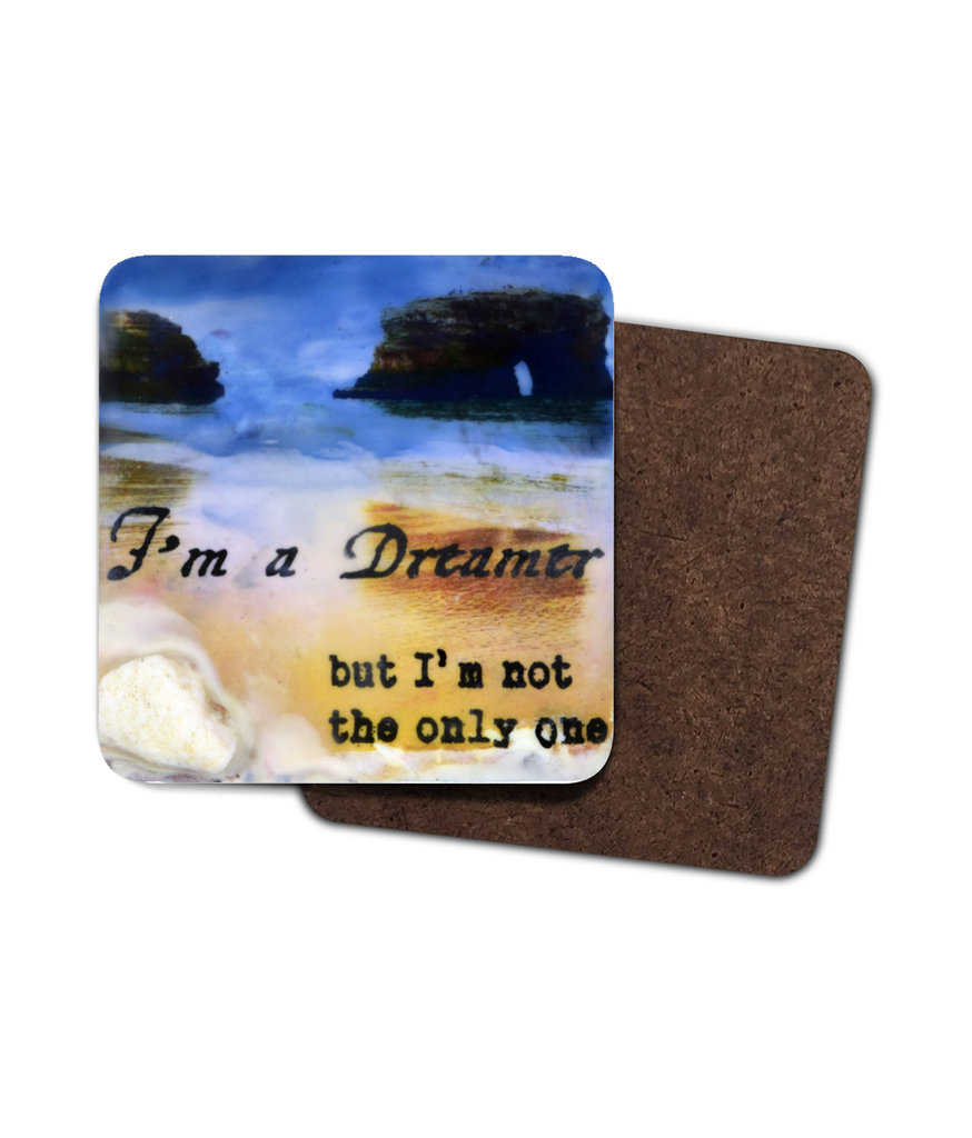 "Sea Echoes Collector Series: v1.3 ""I'm a Dreamer But Not The Only One""- Coaster"