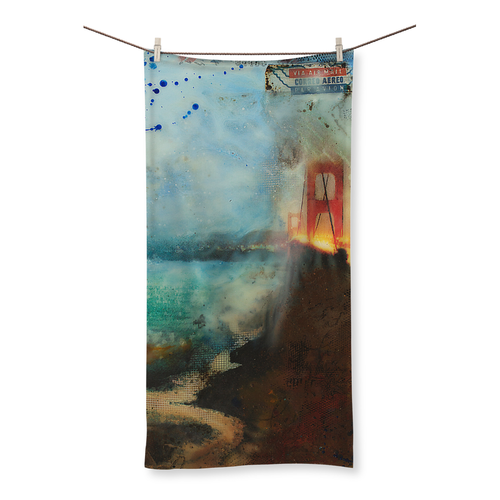 San Francisco-Golden Gate - Towel