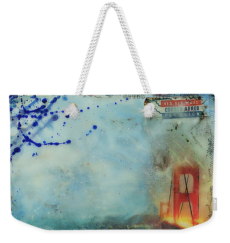 Hidden Depths San Francisco Golden Gate - Weekender Tote Bag