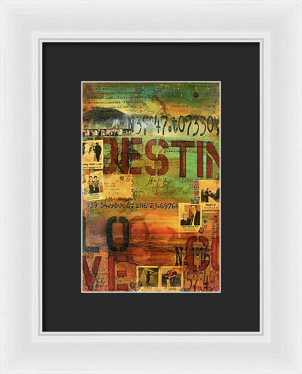 Monaghan Family Diptych - Left Side - Jocelyn Cruz Art Commission - Canvas Print - Framed Print