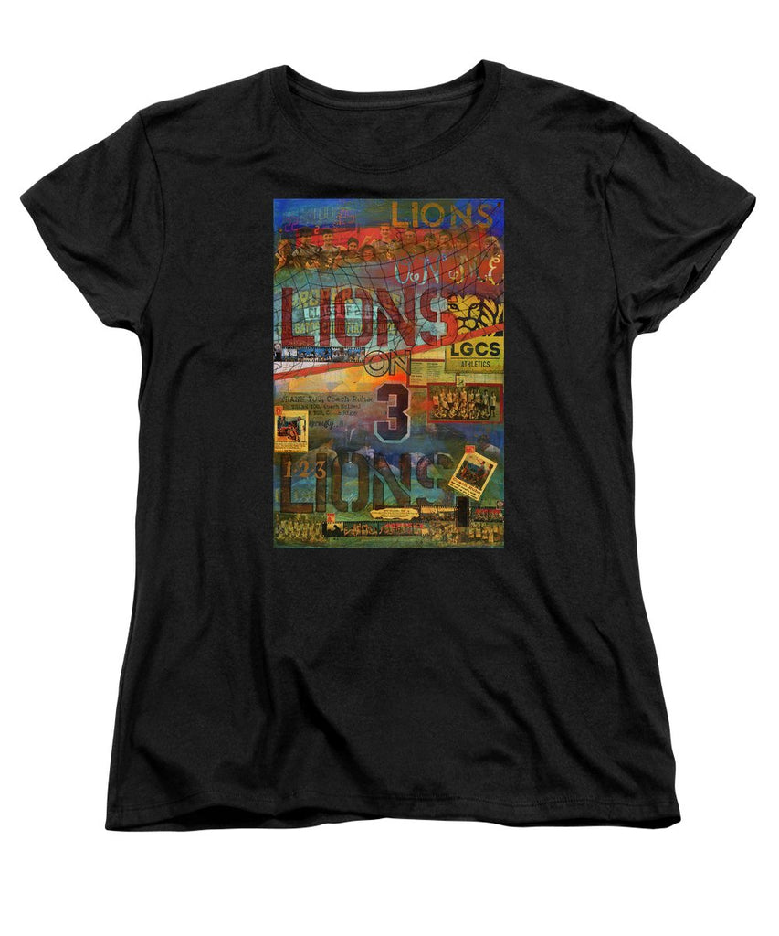 Sports - Art Commission Mixed Media Painting - Women's T-Shirt (Standard Fit)